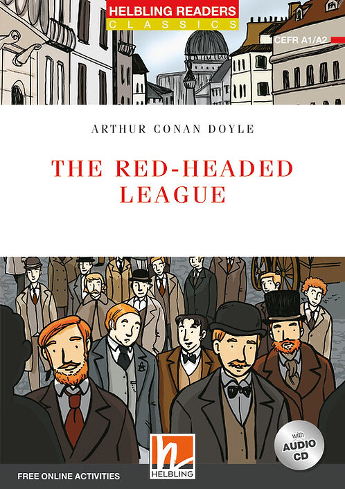 The Red-headed League + CD