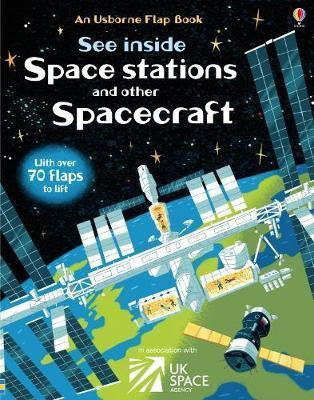 See Inside - Space Stations and Other Spacecraft