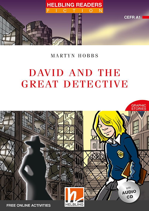 David and the Great Detective + CD