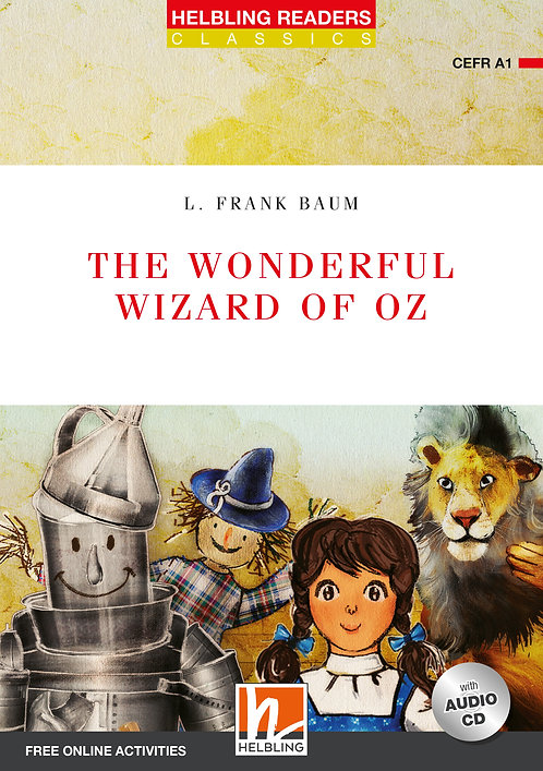 The Wonderful Wizard of Oz + CD