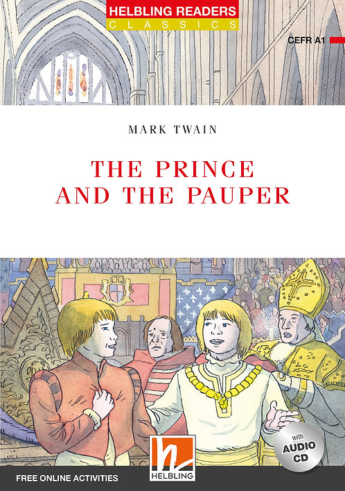 The Prince and the Pauper + CD