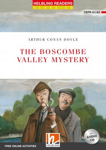 The Boscombe Valley Mystery + CD