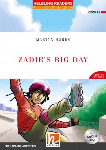 Zadie's Big Day + CD
