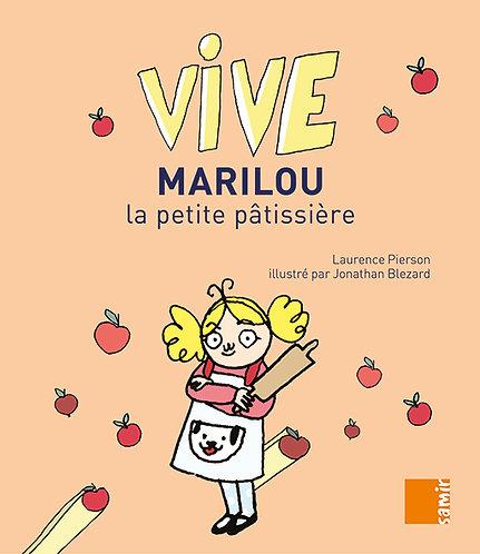 Marilou la petite pâtissière