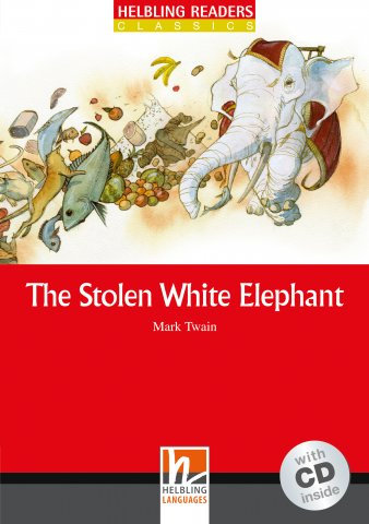 The Stolen White Elephant + CD