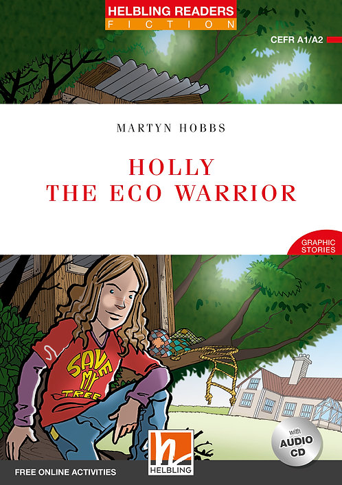 Holly the Eco Warrior + CD