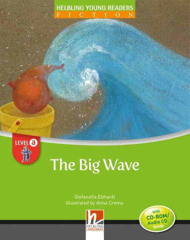 The Big Wave + CD/CDR