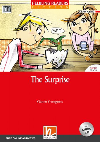 The Surprise + CD