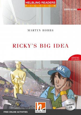 Ricky's Big Idea + CD