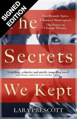The Secrets We Kept: Signed Edition (Hardback)