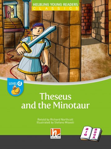 Theseus and the Minotaur Big Book