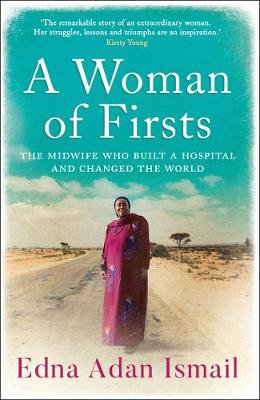 A Woman of Firsts (Hardback)
