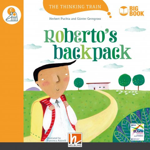 Roberto's Backpack Big Book