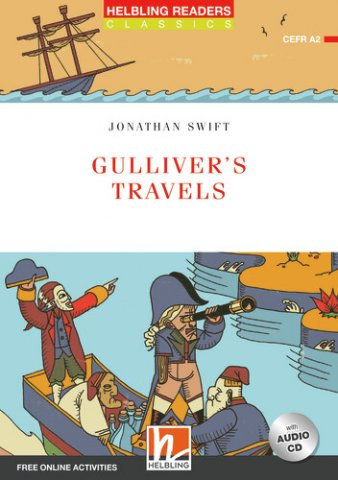 Gulliver's Travels + CD