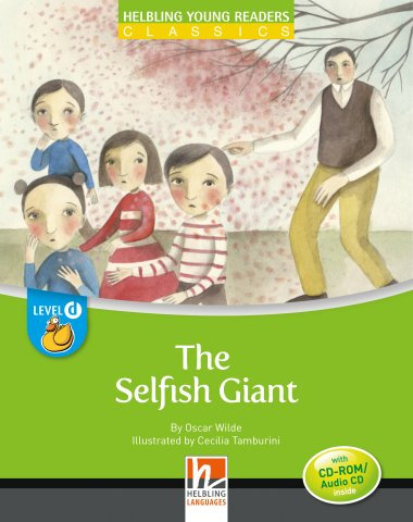 The Selfish Giant + CD/CDR
