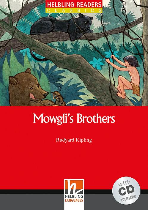 Mowgli's Brothers + CD
