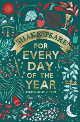 Shakespeare for Every Day of the Year (Hardback)