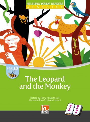 The Leopard and the Monkey Big Book