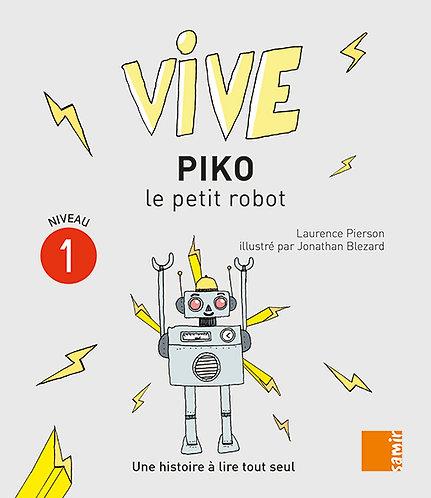 Piko le petit robot
