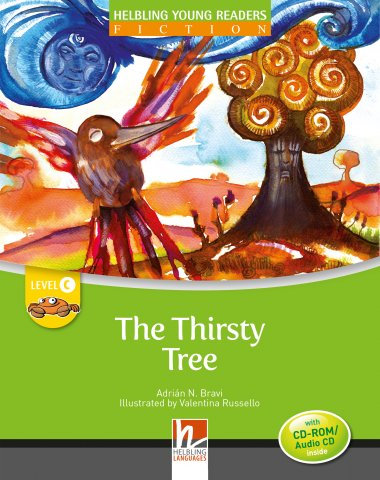 The Thirsty Tree + CD/CDR