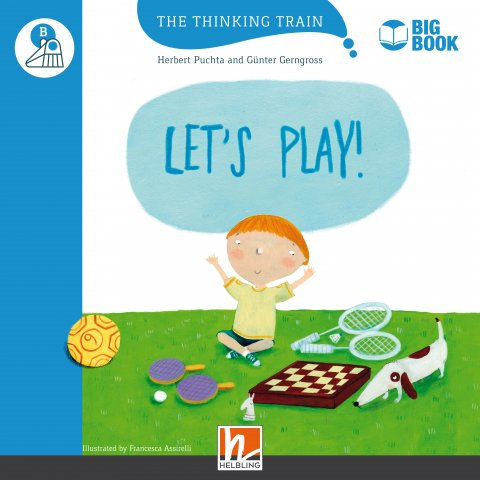 Let's Play! Big Book