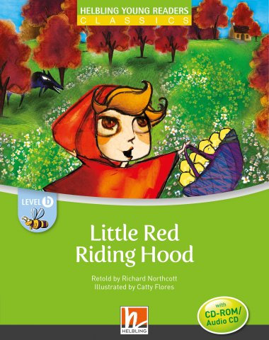 Little Red Riding Hood + CD/CDR