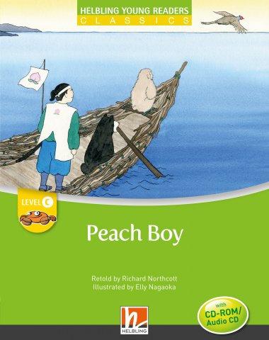 Peach Boy + CD/CDR