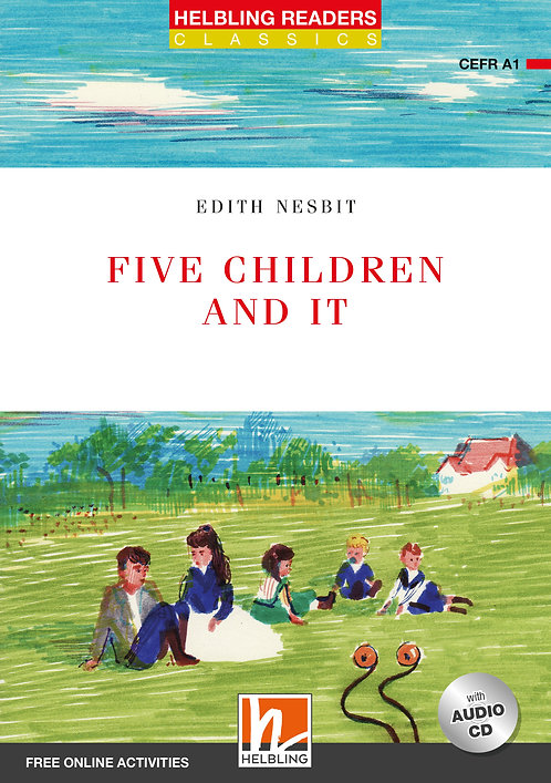 Five Children and It + CD