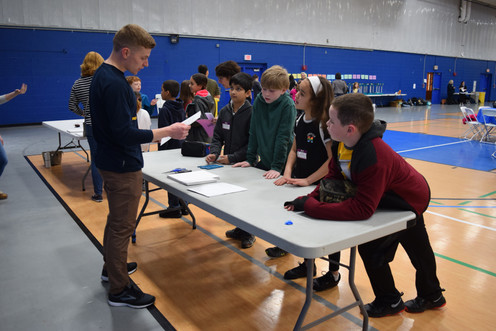 Fifth Grade Day - Engineering and Education