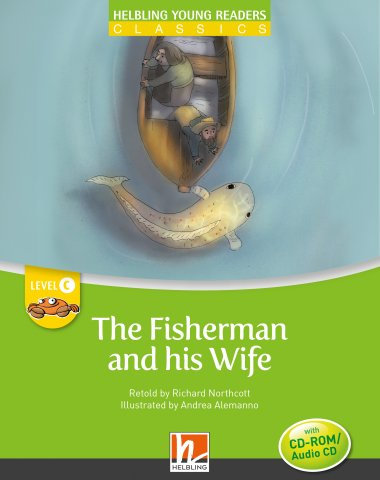 The Fisherman and his Wife + CD/CDR