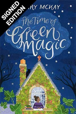 The Time of Green Magic: Signed Bookplate Edition (Hardback)