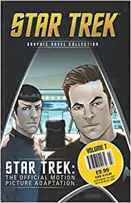 Star Trek: The Official Motion Picture Adaptation - issue 7