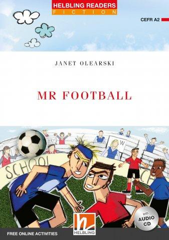 Mr Football + CD