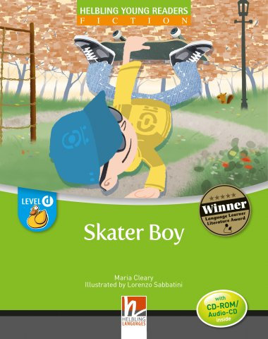 Skater Boy + CD/CDR