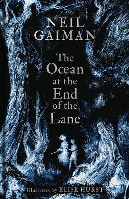 The Ocean at the End of the Lane: Illustrated Edition (Hardback)