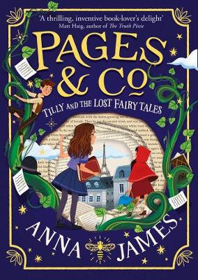 Pages & Co.: Tilly and the Lost Fairy Tales - Pages & Co. 2 (Hardback)