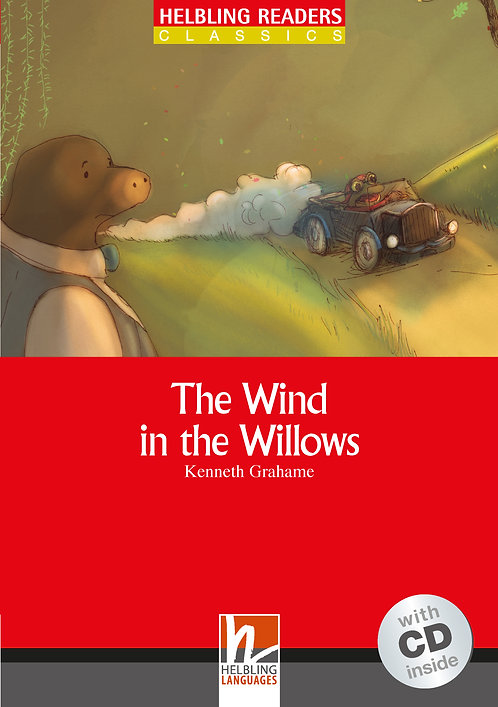 The Wind in the Willows + CD