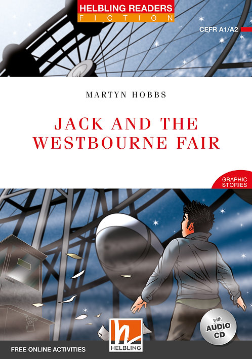 Jack and the Westbourne Fair + CD
