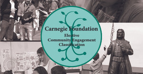 RWU: Recipient of the 2020 Carnegie Classification for Community Engagement