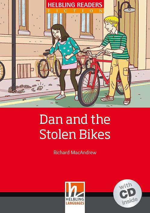 Dan and the Stolen Bikes + CD