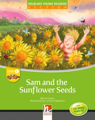 Sam and the Sunflower Seed + CD/CDR