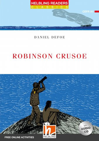 Robinson Crusoe + CD