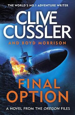 Final Option - The Oregon Files (Hardback)