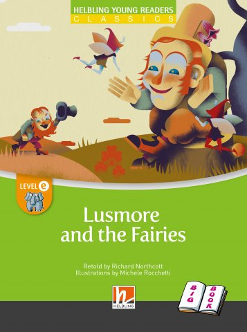 Lusmore and the Fairies Big Book
