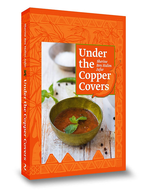 under copper covers