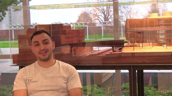 Student Spotlight   Tarek AlDawalibi