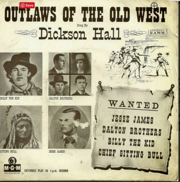 Part 31: Outlaws in the Wild Wild West