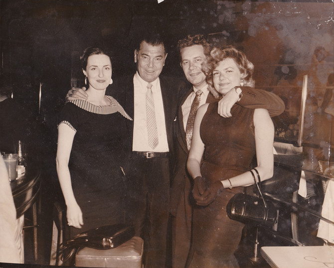 Part 28:  Half-Sister, Full Blog. A History, by Leslie Sullivan.