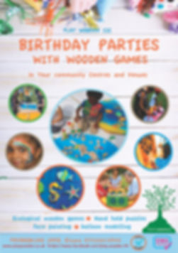children's entertainers for birthday parties