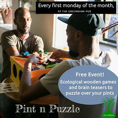 Pint n Puzzle Social Event